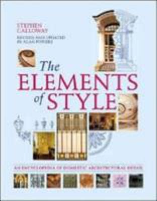 the elements of style books the elements of style by stephen calloway elizabeth