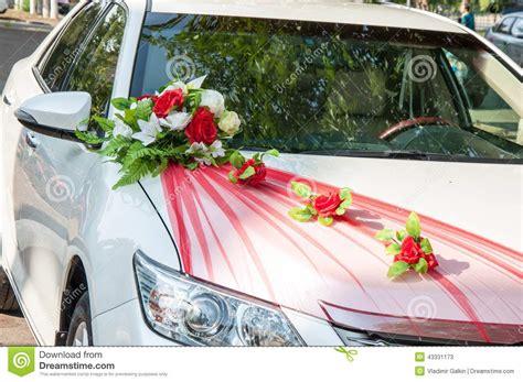 Wedding Car Tradition by Wedding Car Decoration Stock Photo Image 43331173