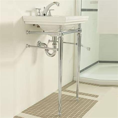 Merveilleux Robinetterie Salle De Bain Retro #6: Lavabo-Astoria-Deco-Basin-Stands-blanc-52x42.JPG