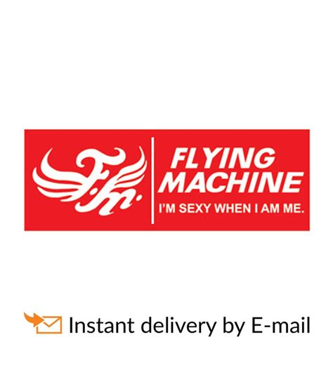 Gift Card Brands - arvind brands flying machine e gift card buy online on snapdeal