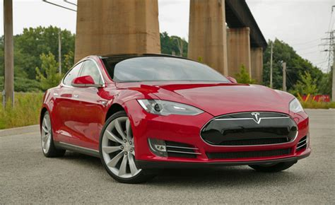 Tesla Best Car Tesla Model S Earns Recommended Rating By Consumer Reports