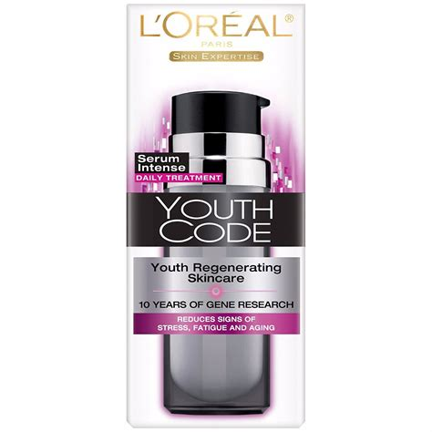 Loreal Youth Code l oreal youth code regenerating skincare serum