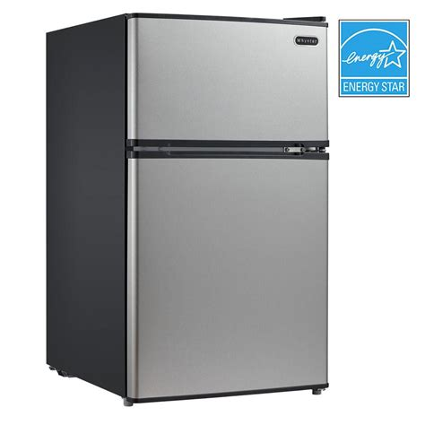 whirlpool 4 3 cu ft compact dorm room office rv bedroom whynter 3 4 cu ft energy star stainless steel compact