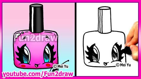 How To Draw Nail Designs