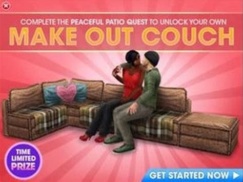 making out on couch make out couch the sims freeplay youtube