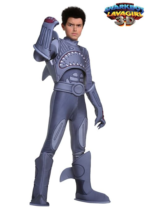 sharkboy costume for boys