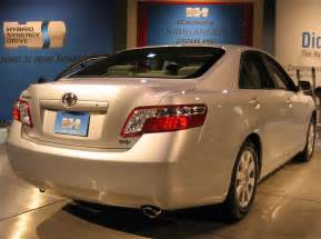 How Is A Toyota Camry File Toyota Camry Hybrid Jpg Wikimedia Commons