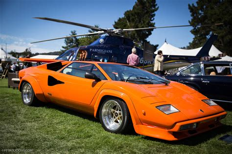 Wheels Collector Lamborghini Countach driven by design lamborghini countach petrolicious