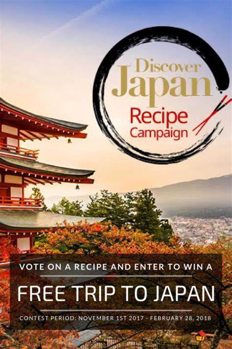 enter to win trip airfare to japan goats on the road