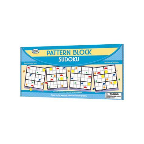 pattern block puzzle games pattern block sudoku games puzzles toys eai education
