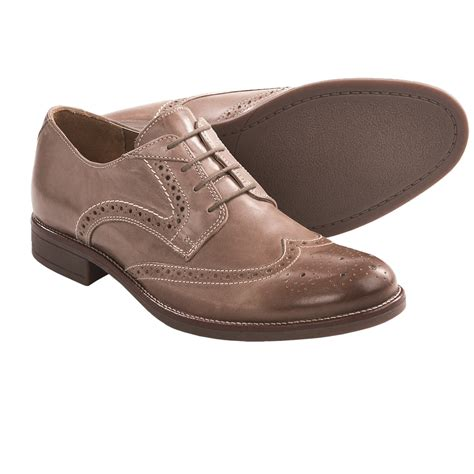 bostonian oxford shoes bostonian pavillion wingtip shoes oxfords leather for