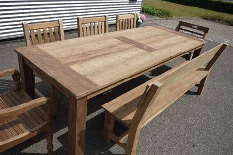Teak Tisch Garten