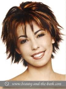 Select the best photo of the haircut short hair choppy layers for you