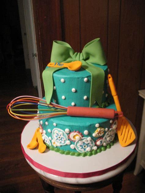 kitchen shower ideas bridal shower cake ideas