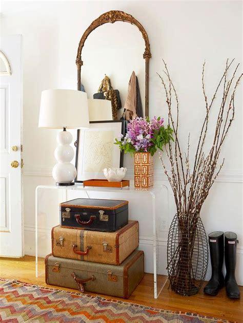 tips  avoiding  cliche style trap suitcase decor