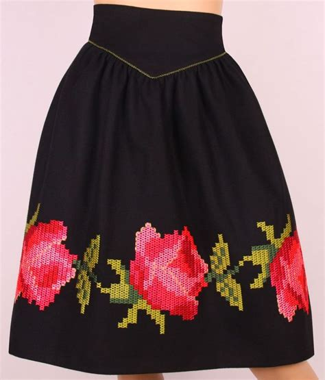 Flower Skirt Rok 786 best skirt images on