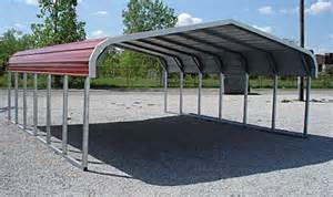 portable carport benefits types and costs garage triage