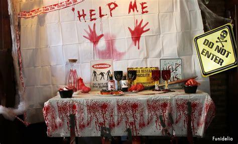 decoracion casera para fiestas ideas de decoraci 243 n para fiestas de halloween