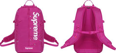 supreme backpack supreme backpack