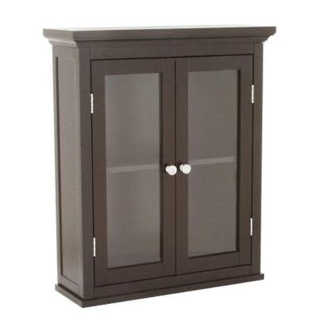 home fashions wilshire 20 in w wall cabinet in