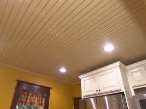 tongue and groove ceiling how to install a tongue and groove plank ceiling how tos