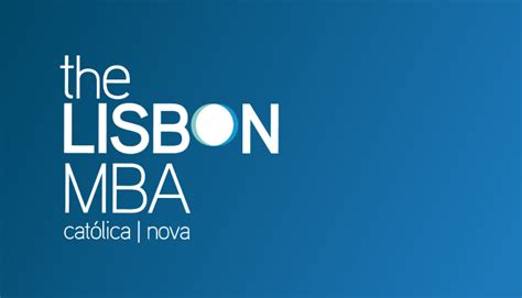 Seu Mba by The Lisbon Mba Part Time Um Mba Que Te Permite Continuar