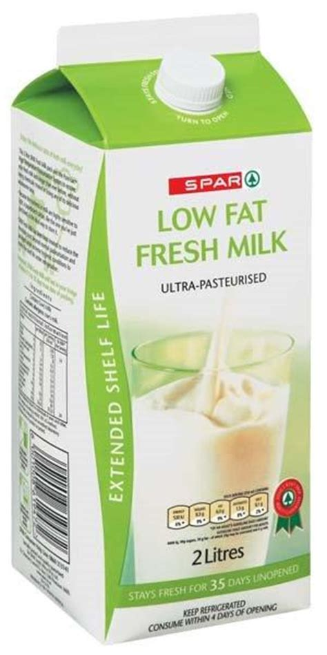 Extended Shelf Milk by Spar Spar Brand