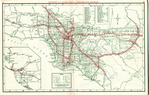 map of los angeles with freeways los angeles freeways map indiana map
