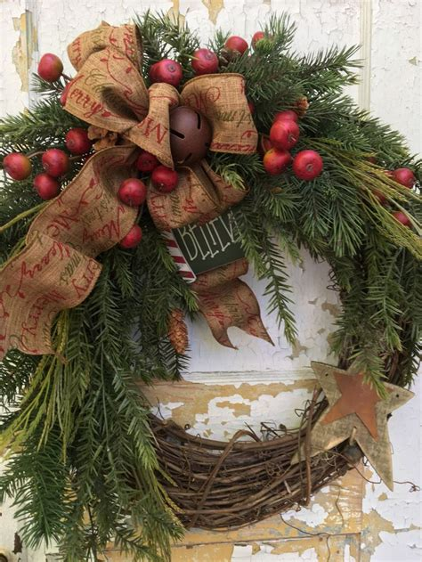 best 25 rustic wreaths ideas on pinterest birch christmas tree wood and php round down