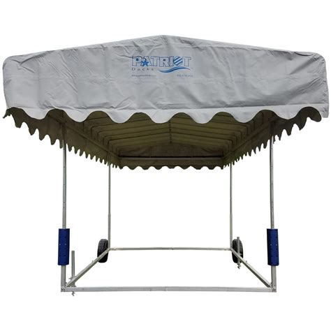 boat lift supplies patriot boat lift frame and canopy 671265 docks dock
