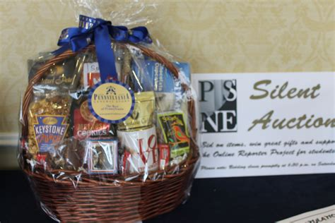 take a tour of pennsylvania with the psne silent auction