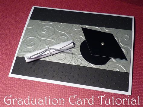 Graduation Handmade Cards - no time to be bored handmade graduation cards