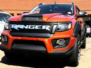 archive ford ranger raptor t6 thunder series
