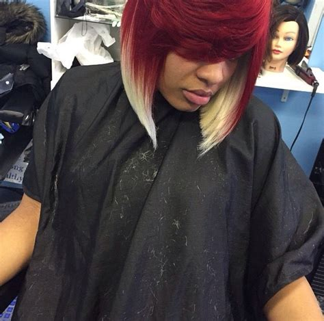 red weave bob 128 best images about bob weave hairstyles on pinterest