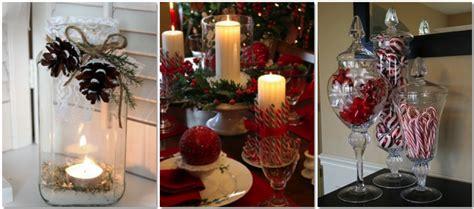 como decorar un centro de mesa de navidad 4 ideas para centros de mesa en navidad