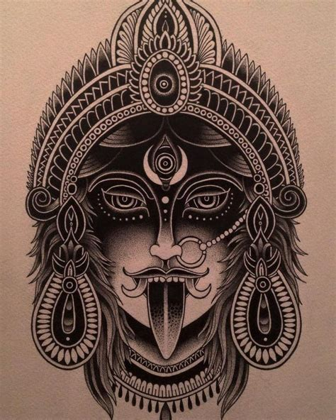 kali tattoo designs 25 best ideas about kali goddess on kali