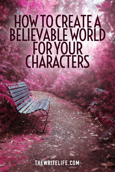 world building guide workbook books fiction writing how to create a believable world for your