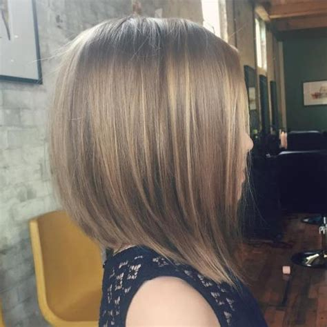 long haiwrcut into stacked ib back long ibfront 50 cute haircuts for girls to put you on center stage