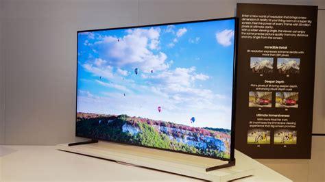samsung 2019 tv samsung releases new 8k qled tvs at ces 2019 cnet
