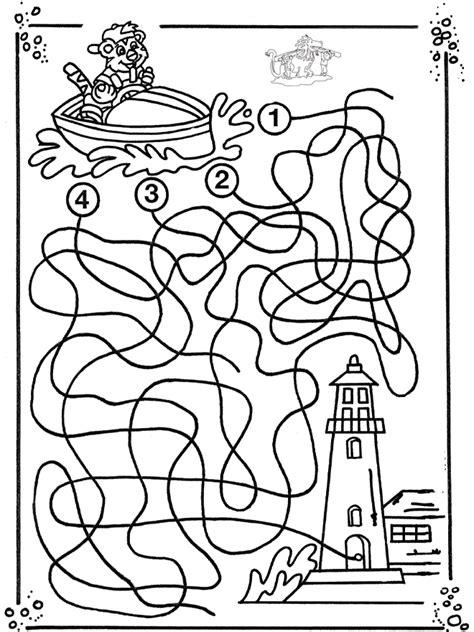 Labirinto do barco - Labirinto