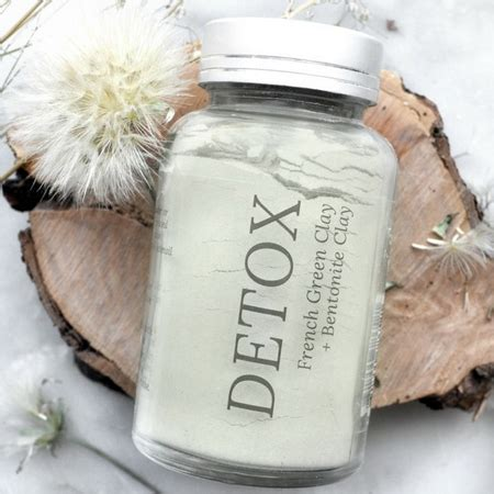 Detox Paint Fumes by Clay Detox You Renew You