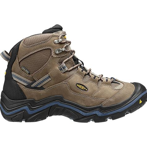keen mens hiking boots keen durand mid wp hiking boot s ebay
