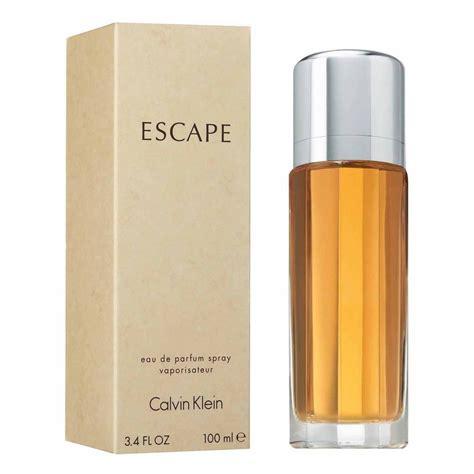 Parfum Calvin Klein Escape calvin klein escape duftbeschreibung und bewertung