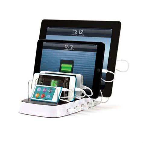 Phone Charging Station | best ipad apps tips and tricks cell phone charging