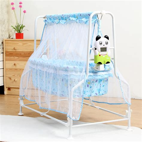 baby swing cradle bed aliexpress com buy new baby electric cradle infant