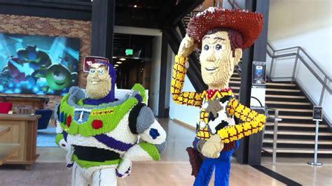 Pixar Headquarters by Pixar Animation Studios Tour Youtube