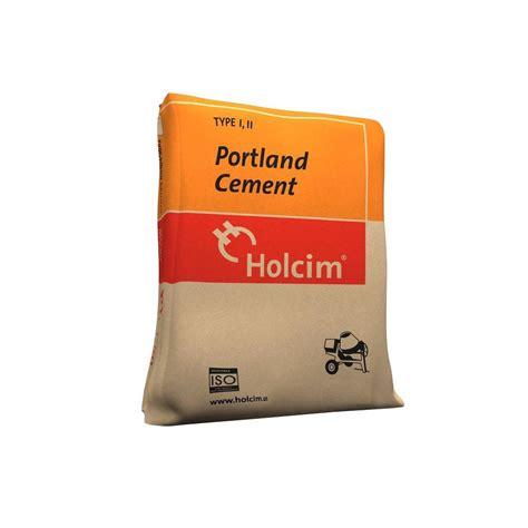 quikrete 47 lb type i ii portland cement 412803 the