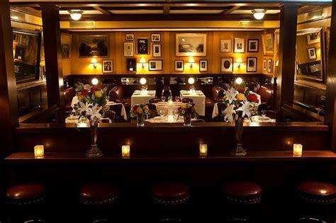 Nms Restaurant by The Buffalo Club In Santa Ca A