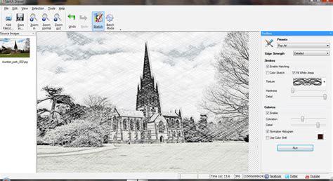 sketchbook pro v4 دانلود برنامه تبدیل عکس به نقاشی softorbits sketch drawer