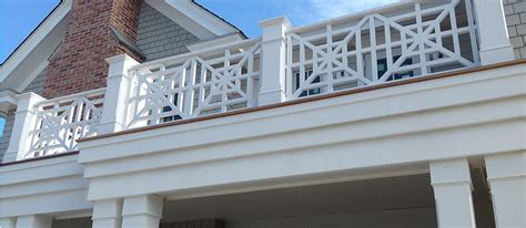 Decorative Deck Balusters Decorative Deck Railings Gen4congress